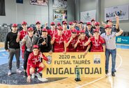Salės futbolo istorija Lietuvoje: nuo apskričių pirmenybių iki FIFA pasaulio čempionato
