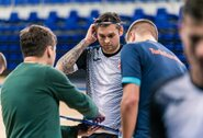 """Dvi raudonos kortelės ir baudinių serija nesutrukdė """"TurboTransfers"""" pasiekti LFF Futsal taurės pusfinalį"""