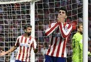 """20 smūgių atlikęs """"Atletico"""" namuose nesugebėjo įveikti """"La Ligos"""" autsaiderių"""