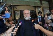 """Napoli"" prezidentas nesupranta UEFA sprendimo: ""Tai gėdinga"""