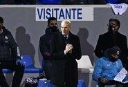 """""""Real"""" vadovai priėmė sprendimą dėl Z.Zidane'o likimo"""