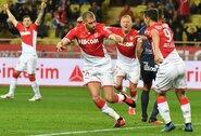 """Trečią pergalę iš eilės iškovoję """"Monaco"""" pakilo į penktą vietą Prancūzijoje"""