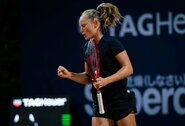 Pirmo WTA turnyro po karantino finale – geriausios Estijos tenisininkės nesėkmė