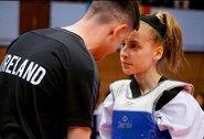 Lietuvės baigė pasirodymus taekvondo turnyre Švedijoje