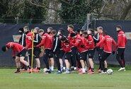 """""""Bundeslygos"""" klubo žaidėjai visiškai atsisakė algų"""