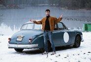 "Virusas sustabdė Monte Karlo Ralį, bet ne K.Raišio ""Jaguar"""