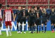 """Be kluptelėjimų: """"Man City"""" iškovojo Čempionų lygoje ketvirtąją pergalę"""