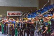 Utenoje 12-metis pagerino Lietuvos jaunių šaudymo iš lanko rekordą
