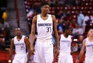 NBA čempionai pasikvies K.Antetokounmpo
