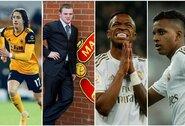 Brangiausi 18-mečiai futbolininkai per istoriją: kas prašovė labiausiai?