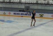Lietuvos čiuožėjai skynė medalius tarptautinėse varžybose