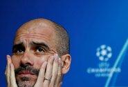"""Ar be Čempionų lygos liksiantis P.Guardiola bus ištikimas """"Manchester City""""?"""