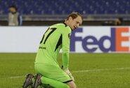 G.Arlauskio klubas prarado lyderio poziciją, F.Černychas žaidė Rusijoje