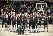 """""""Rytas"""" Europos taurėje įsirašė antrą pergalę iš eilės"""