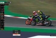 M.Vinalesas laimėjo San Marino GP kvalifikaciją, su V.Rossi vos nesusidūręs M.Marquezas – tik penktas