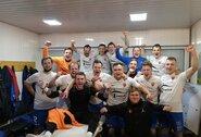 """Dar vienas nebaigtas sezonas - """"Pramogos"""" laukia Baltijos futsal taurės organizatorių verdikto"""