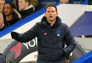 """F.Lampardas neslėpė nusivylimo: """"Tai nebuvo ta komanda, kurią norėčiau treniruoti"""""""