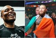 """C.McGregoras nutraukė tylą ir ruošiasi priaugti dar daugiau svorio: """"Sutinku kautis su A.Silva"""""""