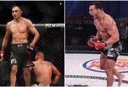 M.Chandlerio pasiūlymas UFC – mini turnyras su juo, C.McGregoru, D.Poirier ir T.Fergusonu