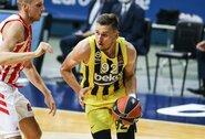 """E.Ulanovas: """"Žalgirio"""" žaidimas yra vienas geriausių Europoje"""""""
