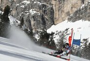 A.Drukarovas ir G.Šinkūnaitė baigė Baltijos kalnų slidinėjimo taurės varžybas