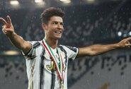 """W.Szczesny įspėjo """"Lyon"""": """"C.Ronaldo yra pasirengęs Čempionų lygoje sukurti dar vieną stebuklą"""""""