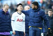 Griežtas J.Mourinho verdiktas: S.Heung-Minas šiame sezone nebežais