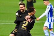 L.Messi jau priėmė sprendimą dėl savo ateities?
