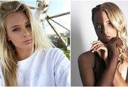 Teniso žvaigždė įsivėlė į skandalą: dėl savo nuotraukos apkaltinta nepagarba juodaodžiams