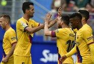 """""""Barcelona"""" vietiniame čempionate iškovojo ketvirtąją pergalę iš eilės"""