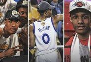 Tris NBA čempionų žiedus iš eilės iškovojęs P.McCaw prisijungė prie lygos legendų