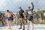 MMA vasaros čempionate Baltijos šalių čempiono diržą iškovojo klaipėdietis