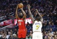 """""""Rockets"""" dominavo Oklande"""