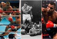 Kai krenta M.Tysonas, V.Kličko ir kiti: dešimt didžiausių sensacijų sunkiasvorių bokso istorijoje