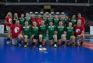 Lietuvos merginų rankinio rinktinė mažajame finale nusileido turkėms