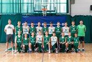 Naujame LKF projekte – dėmesys mažesnių miestų krepšininkams