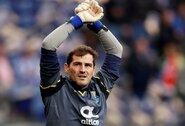 """I.Casillasas įvardijo du geriausius visų laikų """"Real"""" žaidėjus"""