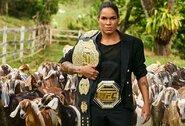 """Dvi UFC kovotojos susilaukė dukrelės: """"Tai svajonės išsipildymas"""""""