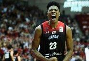 Japonijos talentas į vokiečių krepšį įmetė 31 tašką