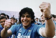"""D.Maradona: """"L.Messi Neapolyje nepadarytų to, ką padariau aš"""""""