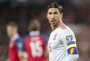 D.Beckhamas pasiuntė jautrią žinutę rekordą Ispanijos rinktinėje pasiekusiam S.Ramosui