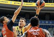 E.Ulanovas buvo rezultatyviausias komandos krepšininkas