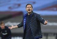 F.Lampardas po pralaimėjimo liejo apmaudą dėl auklėtinių žaidimo gynyboje