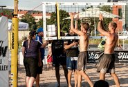 Suomijoje – Lietuvos paplūdimio tinklininkų dominavimas