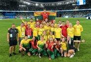 """Europos žaidynėse diskvalifikuoti Lietuvos lengvaatlečiai: """"Nežinome, už ką"""""""