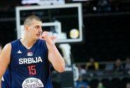 """Eurolygos legenda: """"Kodėl Serbija negalėtų įveikti JAV?"""""""