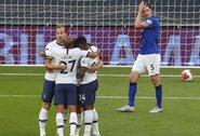 """M.Keane'o įvartis į savus vartus padovanojo """"Tottenham"""" pergalę prieš """"Everton"""""""