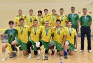 Jaunieji Lietuvos tinklininkai stoja į kovą Europos čempionato atrankoje
