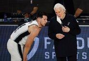 """""""Spurs"""" po 22 metų pertraukos praleis atkrintamąsias"""