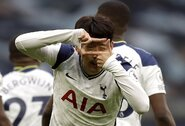 """Tottenham"" įvertino: S.Heung-Minui keliama alga"